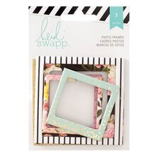 Heidi Swapp Memory Planner Chipboard Photo Frames